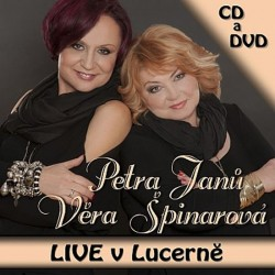 LIVE v Lucerně - 2 CD