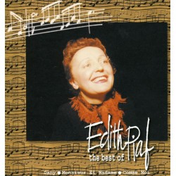 Edith Piaf - The Best Of - 3CD