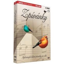 Zpívánky - 3 DVD