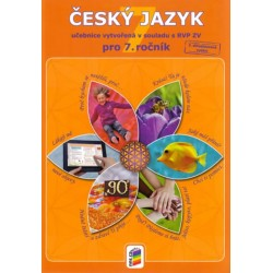 Český jazyk 7 - Učebnice