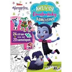 Vampirina - Cvičebnice A4+