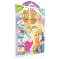 Princezny - Kouzlení s fóliovými obrázky