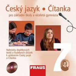 Český jazyk/Čítanka 7 pro ZŠ a víceletá gymnázia - CD