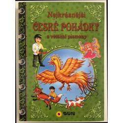 Nejkrásnější české pohádky s většími písmeny