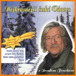 Nejkrásnější vánoce s J. Fouskem - CD