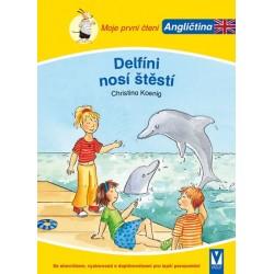 Delfíni nosí štěstí - Moje první čtení - Angličtina