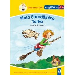 Malá čarodějnice Terka - Moje první čtení - Angličtina
