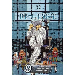 Death Note - Zápisník smrti 9