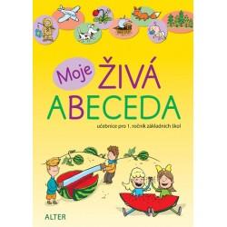 Moje živá abeceda - Učebnice pro 1. ročník ZŠ
