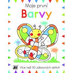 Barvy - První kniha aktivit