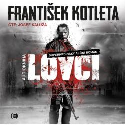 Lovci - CDmp3 (Čte Josef Kaluža)