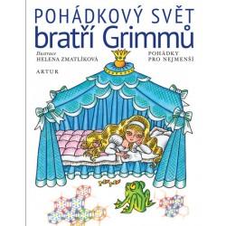 Pohádkový svět bratří Grimmů - Pohádky pro nejmenší