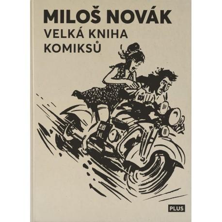 Velká kniha komiksů