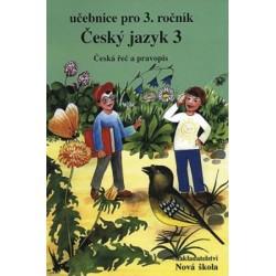 Český jazyk 3 – učebnice, původní řada
