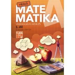 Hravá matematika 4 – Učebnice 1. díl