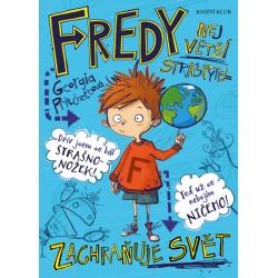 Fredy. Největší strašpytel zachraňuje svět