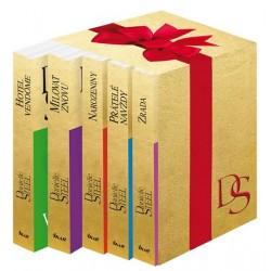 Zlatý komplet DS (obsahuje: Přátelé navždy, Zrada, Milovat znovu, Narozeniny, Hotel Vendôme)