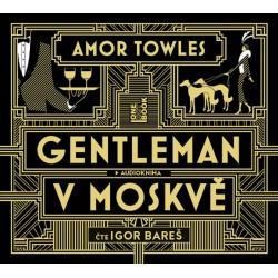 Gentleman v Moskvě - 2CDmp3