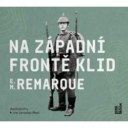 Na západní frontě klid - CDmp3 (Čte Jaroslav Plesl)