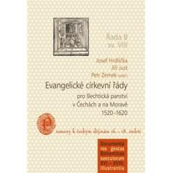 Evangelické církevní řády pro šlechtická panství v Čechách a na Moravě 1520–1620