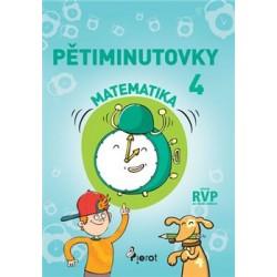 Pětiminutovky z Matematiky pro 4. třídu