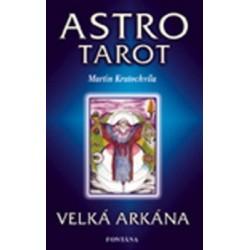 Astro tarot - Kniha+22 karet