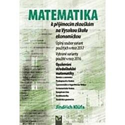 Matematika k přijímacím zkouškám na VŠE