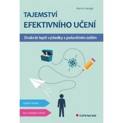 Tajemství efektivního učení - Dvakrát lepší výsledky s polovičním úsilím