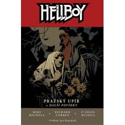 Hellboy 7 - Pražský upír