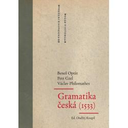 Gramatika česká (1533)