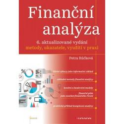 Finanční analýzy - metody, ukazatele, využití v praxi