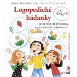 Logopedické hádanky - Veršované doplňovačky k procvičování výslovnosti