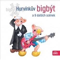 Hurvínkův bigbýt a 9 dalších scének - CD