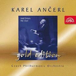 Gold Edition 1 - Smetana - Má vlast - CD