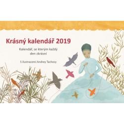 Krásný kalendář 2019