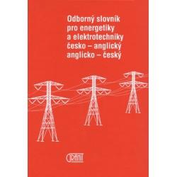 Odborný slovník pro energetiky a elektrotechniky Č-A, A-Č