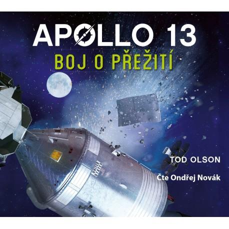 Apollo 13: Boj o přežití (audiokniha)