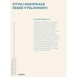 Vývoj kodifikace české výslovnosti