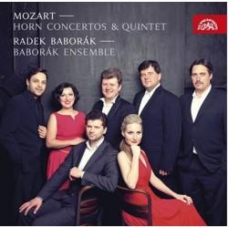 Mozart: Hornové koncerty - CD