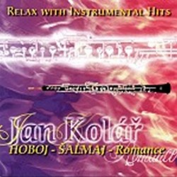 Relax with instrumental hits -  Šalmaj/ Hoboj - CD