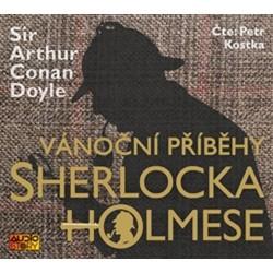 Vánoční příběhy Sherlocka Holmese - CD