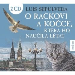 O rackovi a kočce, která ho naučila létat - 2 CD