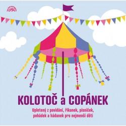 Kolotoč a copánek - CD