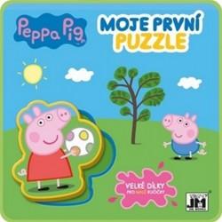 Prasátko Peppa - Moje první puzzle