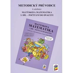 Metodický průvodce k Matýskově matematice 3. díl - aktualizované vydání 2018