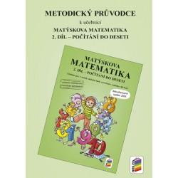Metodický průvodce k Matýskově matematice 2. díl - aktualizované vydání 2018