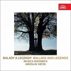 České lidové balady - CD