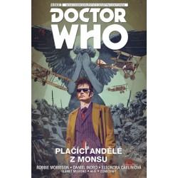 Desátý Doctor Who - Plačící andělé z Monsu