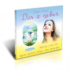 Dar z nebes - Rozhovory z onoho světa - Audiokniha CDmp3 (Vypráví Gabriela Fillipi)