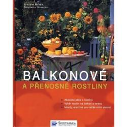 Balkonové a přenosné rostliny